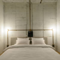 From apartment to avant-garde: RC Hotel's stripped-back design showcases the building's past. | COURTESY OF RC HOTEL