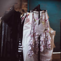 Fashion with a difference: Akira Isogawa's eponymous brand Akira advocates sustainable fashion with pieces that designed to outlive fashion trends. | ALINA GOLOVACHENKO