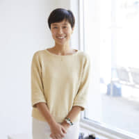 Overseas ambitions: Naoko Takei Moore decided on culinary school in Los Angeles so she could use her English. | YOSHIHIRO MAKINO