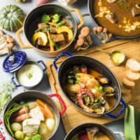 Keep warm with hearty meals served en cocotte