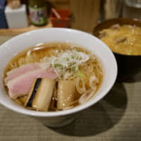 It's all about the duck: Duck-broth ramen with grilled spring onion and an oyakodon duck rice bowl from Kamo to Negi   OSCAR BOYD