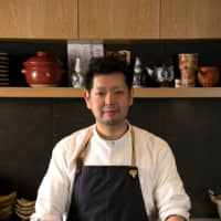 New to the table: At Gelinaz! 2019, Shirosaka's Hideki Ii is participating in an international chefs' collaboration for the first time. | COURTESY OF SHIROSAKA