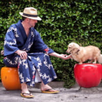 Robert Hamilton: Making kimono accessible