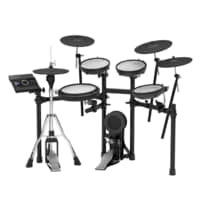 The award-winning V-Drums TD-17KVX provides an authentic, acoustic drum-like experience . | ROLAND CORP.