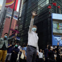 Mainland Chinese are following developments in Hong Kong closely, at least insofar as state media and internet censorship permit. | AP