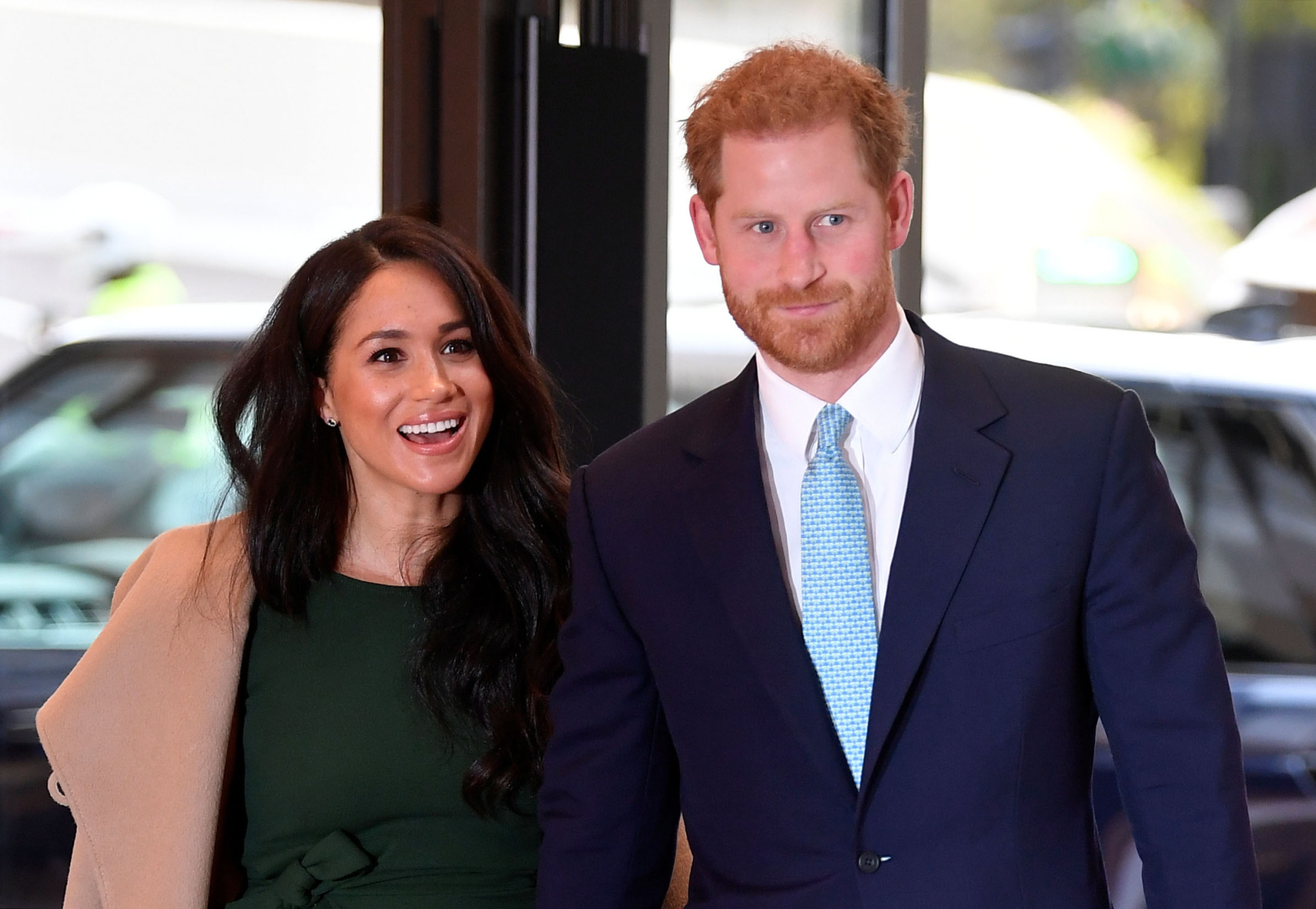 A lawsuit launched by the Duke and Dutchess of Sussex against a British newspaper raises  serious issues about press freedom. | REUTERS