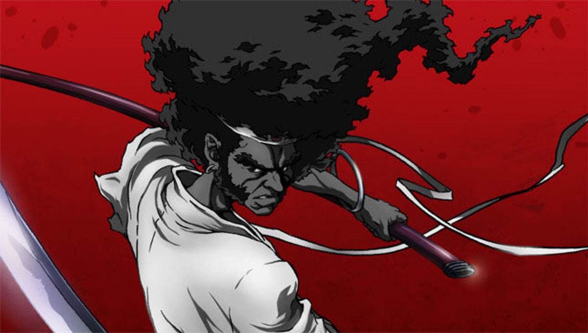 'Afro Samurai' saw teams from Japan, the U.K. and the U.S. come together to create an animated mini-series.