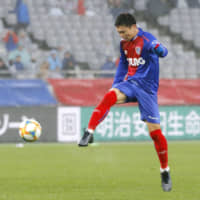 FC Tokyo earns draw with Bellmare, falls one point behind Marinos in title chase