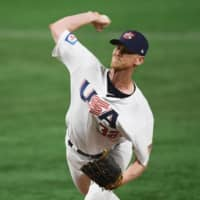 Buffaloes mainstay Brandon Dickson playing pivotal role for U.S. bullpen at Premier12