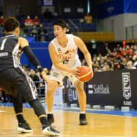 Grouses small forward Satoru Maeta, one of the B. League's youngest players, is among the top Japanese scorers in the circuit. The 22-year-old is averaging 11.1 points per game. | B. LEAGUE