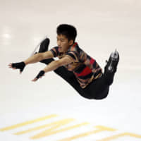 Tomoki Hiwatashi shines in senior Grand Prix debut in France