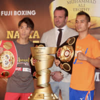 Naoya Inoue and Nonito Donaire ready to rumble in WBSS bantamweight final