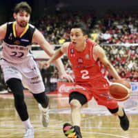 Japanese basketball generates record revenue as B. League's growth continues