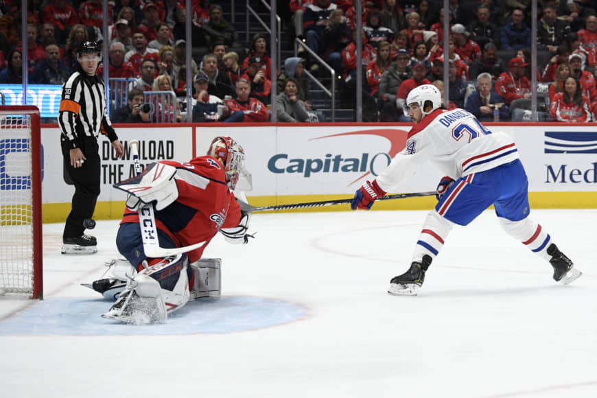 Canadiens respond to Alex Ovechkin's hit on Jonathan Drouin, trounce Capitals - The Japan Times