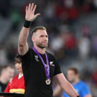New Zealand captain Kieran Read looks forward to starting new chapter in Top League