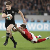 Beauden Barrett backs Ian Foster in New Zealand coaching search