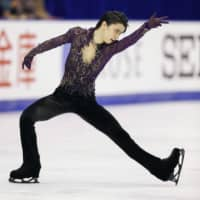 Yuzuru Hanyu dazzles en route to fourth NHK Trophy title; Alena Kostornaia wins women's event