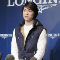 Kohei Uchimura says he's 'jealous' of athletes with Olympic berths already secured