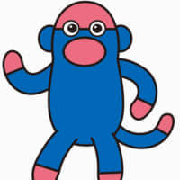 The World Bosai Forum's mascot, Ono-kun, is inspired by sock monkeys made by housewives after the Great East Japan Earthquake and tsunami. | © SOCIALIMAGINE