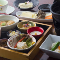 Nikko-yuba (tofu skin served in a variety of ways) is present in a variety of regional dishes.