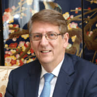 Harmen Dubbelaar, President and General Manager of Okura Garden Hotel Shanghai; Regional General Manager - China; Managing Corporate Executive Officer of Hotel Okura Company Ltd. | © OKURA GARDEN HOTEL