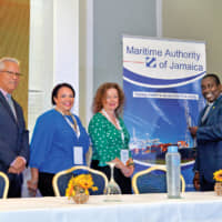 The Maritime Authority of Jamaica is committed to pursuing the development of shipping