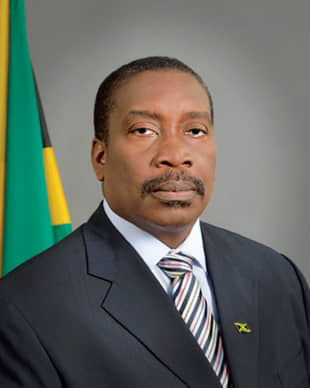 Robert Montague<br /> Minister of Transport and Mining