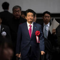 Since Prime Minister Shinzo Abe returned to power in late 2012, the actual pace of growth in the world's third-largest economy has exceeded his government's forecast only twice. | REUTERS