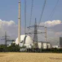Germany takes nuclear plant offline, with final six to close within two years