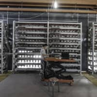 China's bitcoin miners scoop up two-thirds of crypto-network's processing power