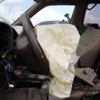 Automakers in Japan to probe possible new problem in Takata air bags