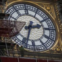 Bell of London's famed Big Ben will ring on New Year's Eve