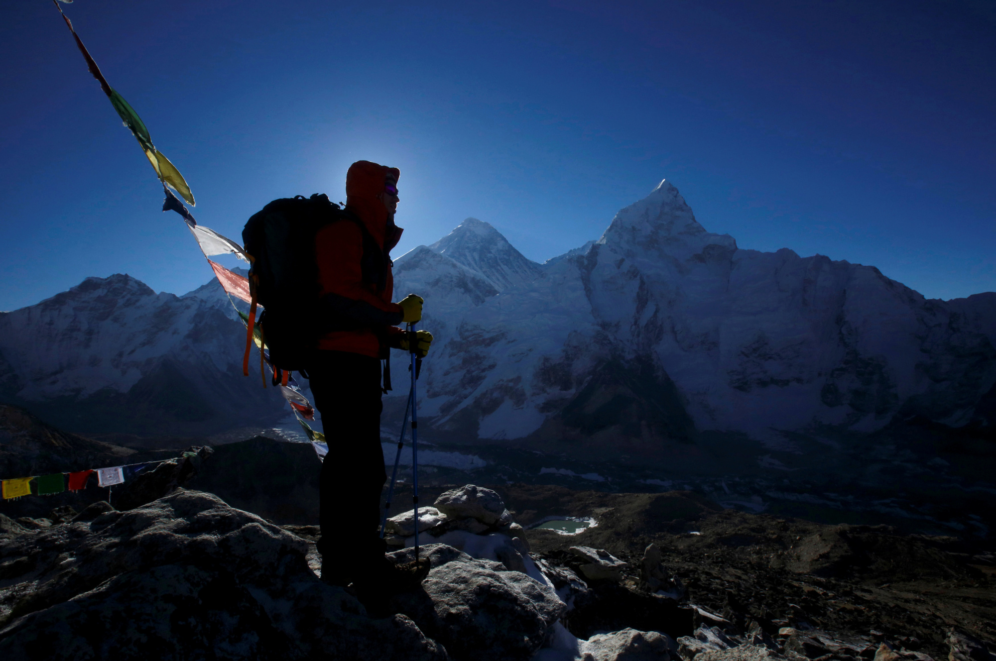 Mount Everest has increasingly drawn packs of inexperienced climbers. | REUTERS