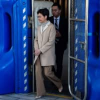 Hong Kong leader Carrie Lam heads for Beijing amid speculation of changes at top