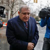 Unable to pay both lawyers, Giuliani associate Lev Parnas lets one withdraw