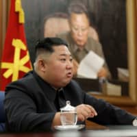 North Korea's Kim holds meeting of military elite as year-end deadline looms