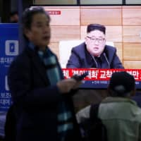 North Korea vows 'corresponding actions at any level' after Trump talks of military action