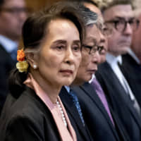 As Aung San Suu Kyi looks on, Gambia details mass rapes and killings in Myanmar