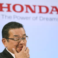With Honda mired in crisis over quality lapses, CEO Takahiro Hachigo seizes the wheel
