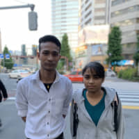Omit S.K.M and his sister, Ureshi, were at risk of deportation when their father returned to Bangladesh after his workplace went bankrupt. | CHISATO TANAKA