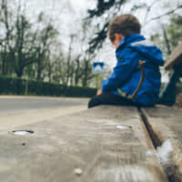 Some parents are complaining on social media about children in their neighborhood who spend time at the homes of strangers or acquaintances, or wander the streets unsupervised.