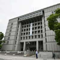 A joint panel set up by Osaka's prefectural and municipal governments on Thursday gave the green light to reorganizing the city into four special wards directly under the prefecture in 2025. Existing facilities, such as the Osaka Municipal Government building in Chuo Ward, will be used for the time being. | KYODO