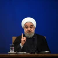 Japan-Iran summit being finalized for Dec. 20 as Abe looks to play mediator
