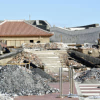 Okinawa's Shuri Castle to rise from ashes in virtual resurrection