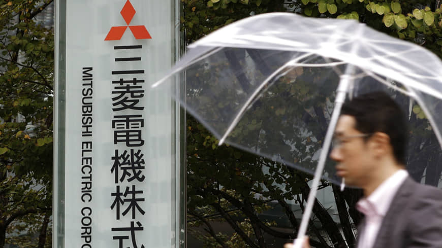 Mitsubishi Electric worker investigated over suicide of recruit