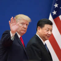 The United Nations says the U.S.-China trade war cost Beijing $35 billion in the first half  alone. | AFP-JIJI