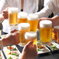 Year-end, work-related drinking parties are falling into disfavor