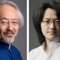 Working in tandem: Masaaki (left)  and Masato Suzuki have dedicated their time to the Bach Collegium Japan since it was formed by Masaaki in 1990. | © MARCO BORGGREVE