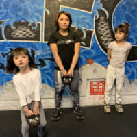 Starting young: CrossFit instructor Sayaka Takubo teaches children from age 5 and up at CrossFit Daikanyama. | DANIELLE DEMETRIOU