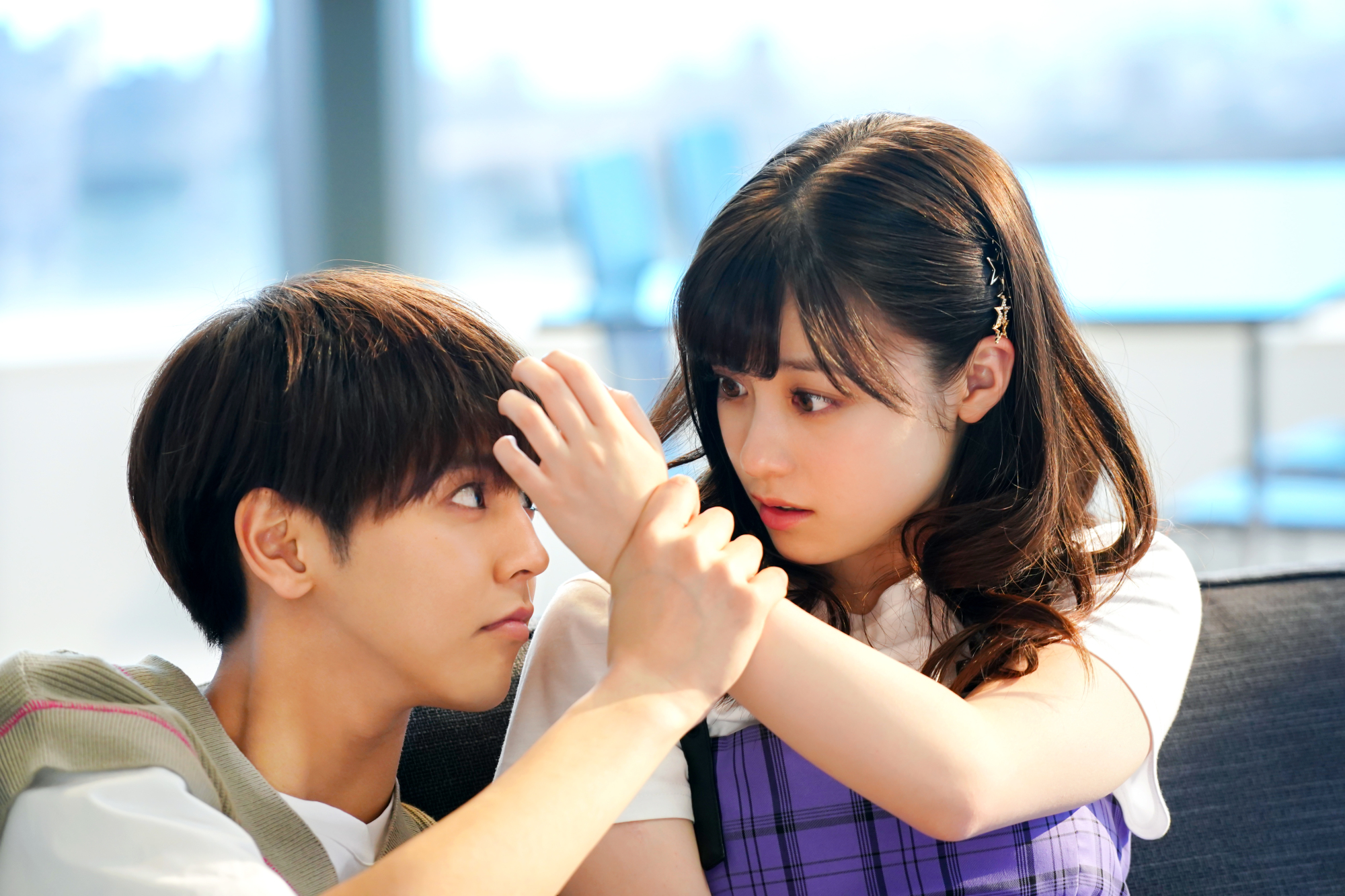 Fan favorite: Ryota Katayose plays a fictional version of himself in 'Come to Kiss Me at 0:00 AM.'    © 2019 'Come to Kiss Me at 0:00AM' Film Partners, © RM/K